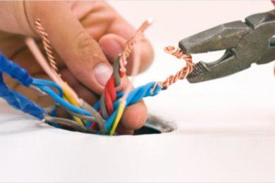 Электропроводка монтаж
